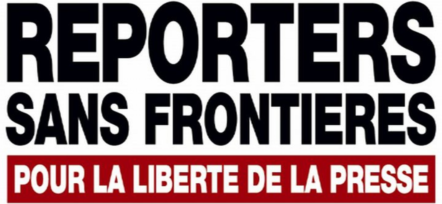 """Résultat de recherche d'images pour """"reporter sans frontiere"""""""