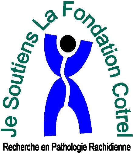 Je Soutiens La Fondation Cotrel