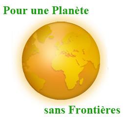 Pour une Planète sans Frontières