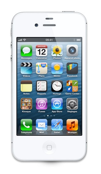 Apple iPhone 4S 32Go Blanc