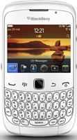 Blackberry 9300 Curve Blanc