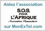 Soutenez l'association SOS pour l'AFRIQUE