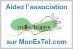 Soutenez l'association Mille Traces
