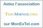 Soutenez l'association Ton Monde