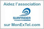 Soutenez l'association Surfrider Foundation Europe