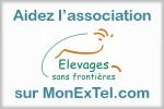 Soutenez l'association Elevages sans frontières
