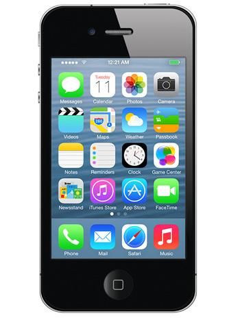 Recycler un téléphone Apple iPhone 4s 16GB